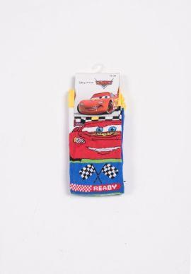Καλτσες Παιδικες Cars 12 Τεμ.