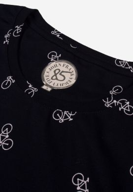 T-Shirt John Frank Bike