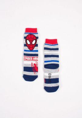 Καλτσα Παιδικη Ισοθερμικη Spiderman Marvel