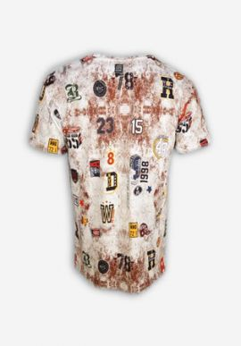 T-Shirt John Frank Sport