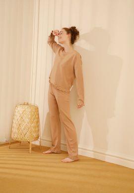 Φορμα Γυναικεια Beige Gold Comfort Dream