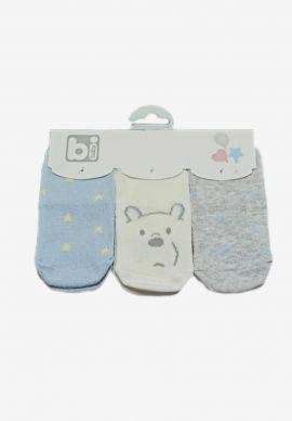 Καλτσακια Βρεφικα Bi Baby Cute Pack