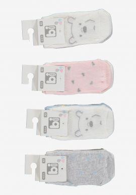 Καλτσακια Βρεφικα Bi Baby Lovely Pack
