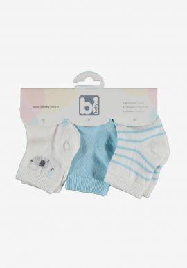 Καλτσακια Βρεφικα Bi Baby Fun Pack