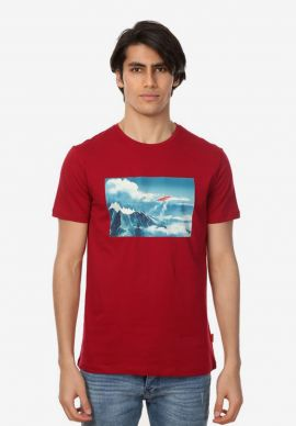T-Shirt John Frank Free