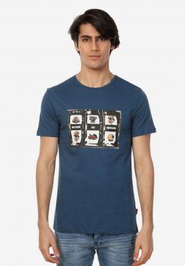 T-Shirt John Frank Slot