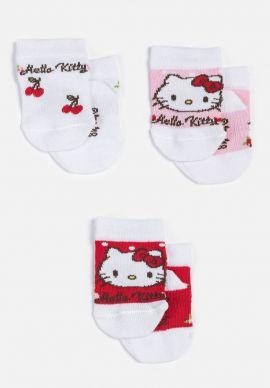 Σοσονια Hello Kitty Τριπλετες