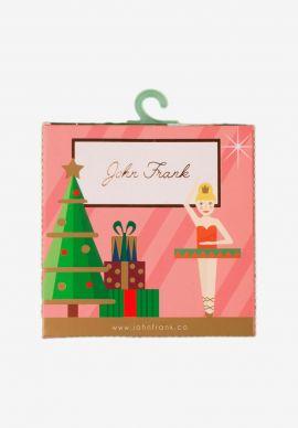 Hipster Christmas Present John Frank