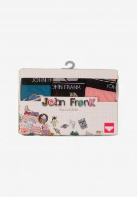 Hipster Space Pack John Frank