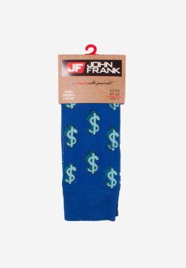 Καλτσα Ανδρικη Dollars Blue John Frank