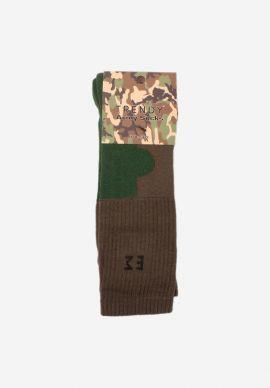 Καλτσες Ανδρικες Στρατιωτικες ΕΣ Trendy
