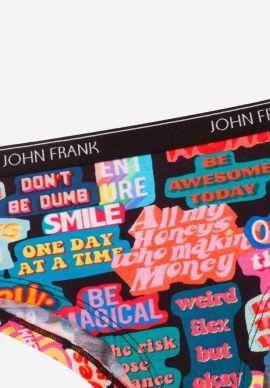 Hipster Hey John Frank