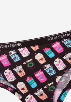 Hipster Milkshake John Frank
