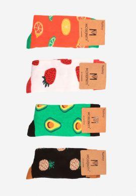 Καλτσες Γυναικειες Fruits Pack