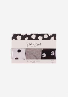 Hipster Black & White Pack John Frank