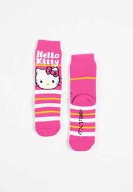 Καλτσα Παιδικη Ισοθερμικη Hello Kitty
