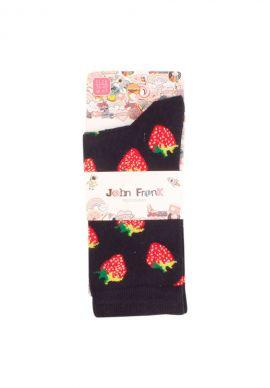 Καλτσα Γυναικεια Strawberry John Frank