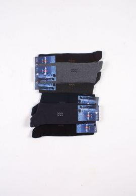 Καλτσες Ανδρικες Design 12 Τεμ.