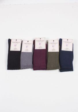 Καλτσες Γυναικειες Πετσετε Trendy 12 Τεμ.