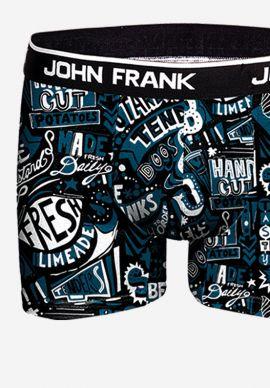 Boxer John Frank Blue Shakes