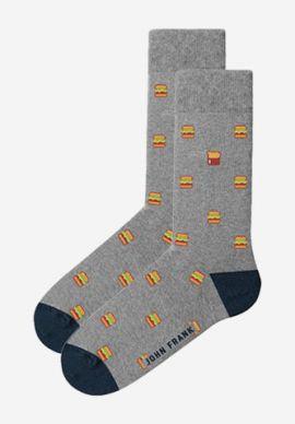 Καλτσα Ανδρικη Burgers John Frank