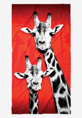 Πετσέτα Θαλάσσης Giraffe John Frank