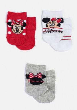 Σοσονια Disney Minnie Τριπλετες