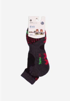 Καλτσα Ημικοντη Θερμικη Dimi Socks