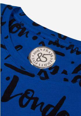 T-Shirt John Frank Metropole