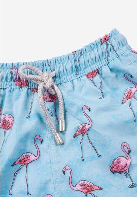 Μαγιο Παιδικο John Frank Flamingo